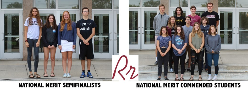 National Merit and Commended Students