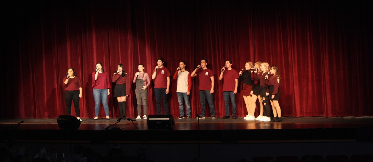 RRHS Fall Choir Concert