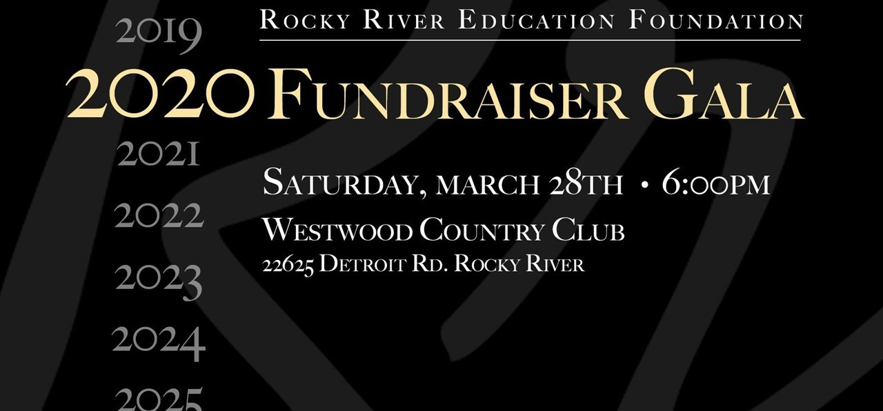 2020 RREF Gala Save the Date