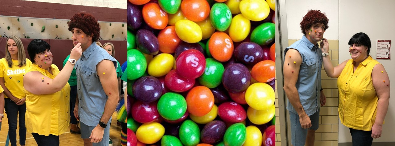 Watch out for the Skittles Pox!