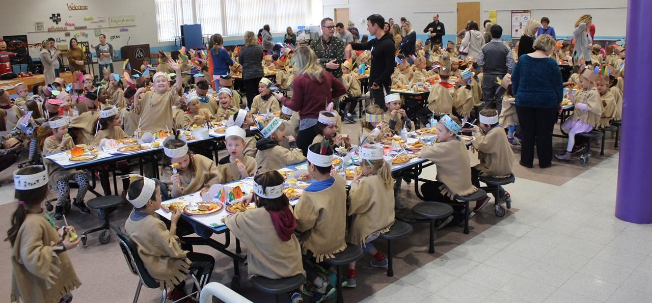 First Grade Fall Feast