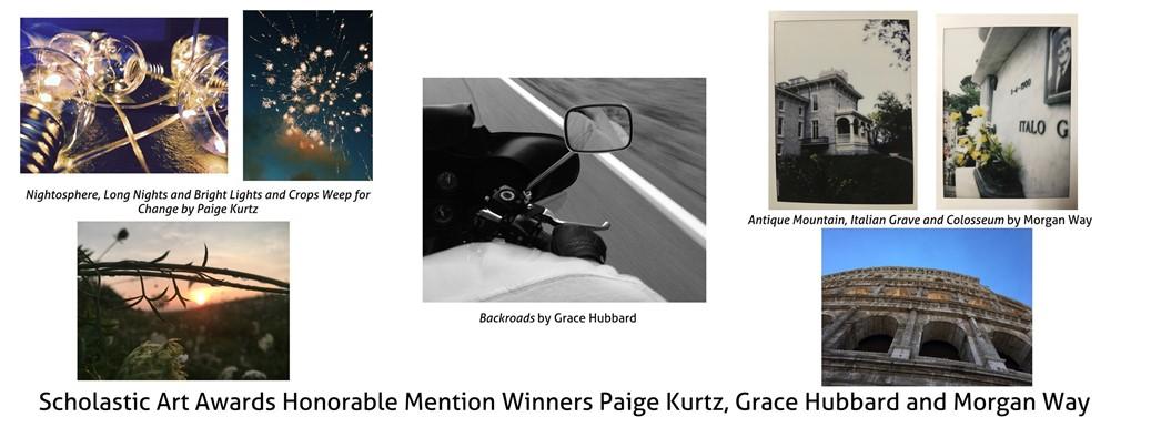 Photo award winners