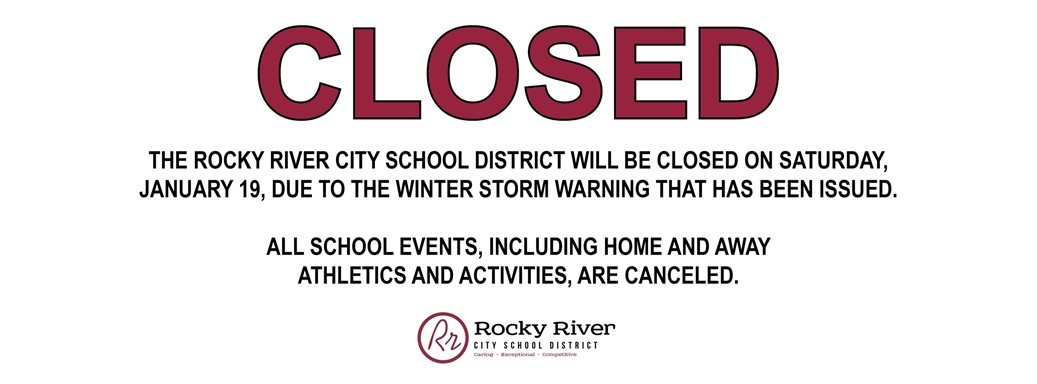 Jan. 19 - School Closed