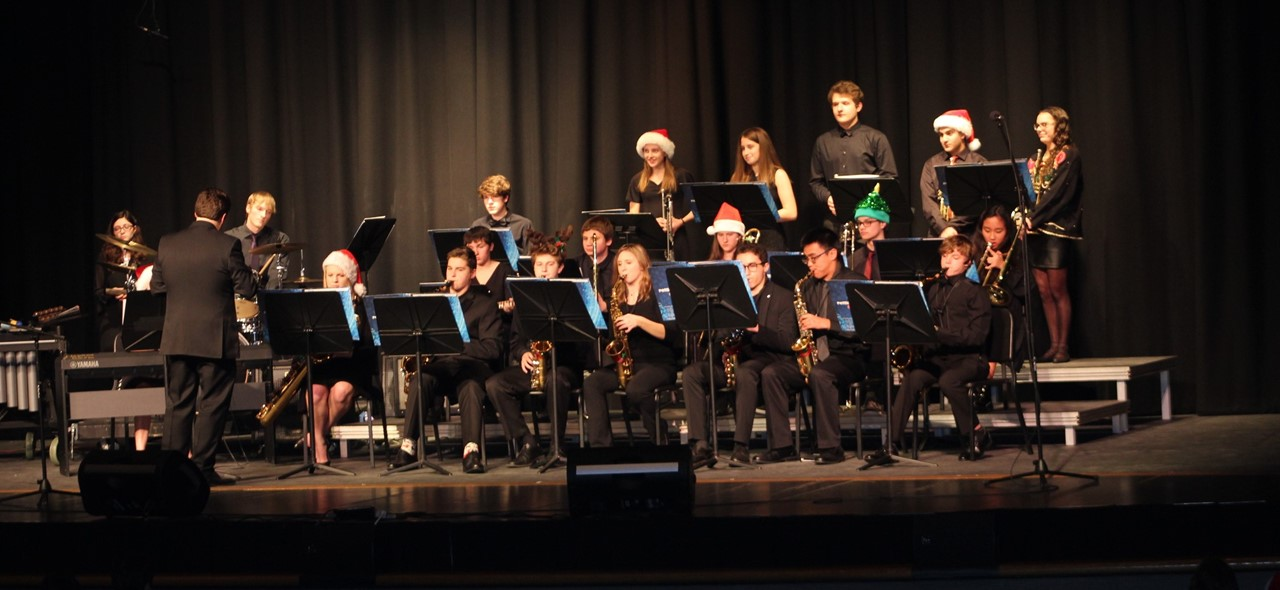 RRHS Holiday Band Concert
