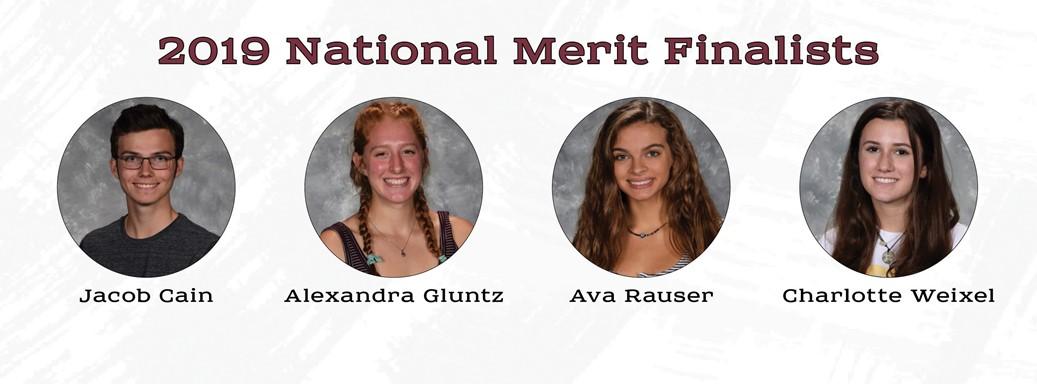 2019 National Merit Finalists