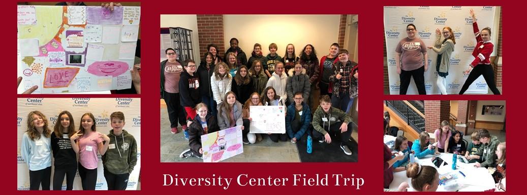 diversity center field trip