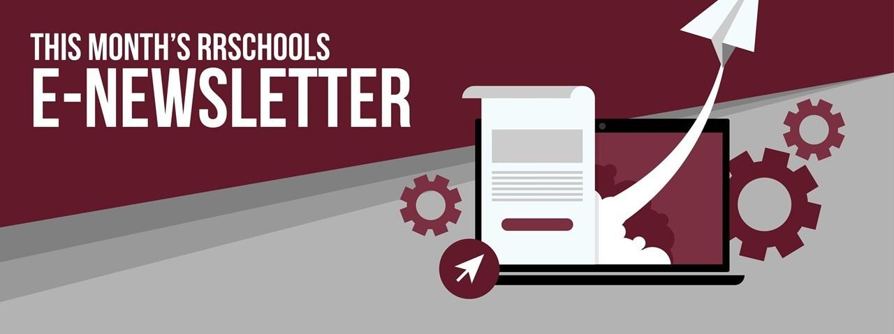 #RrSchools May e-Newsletter