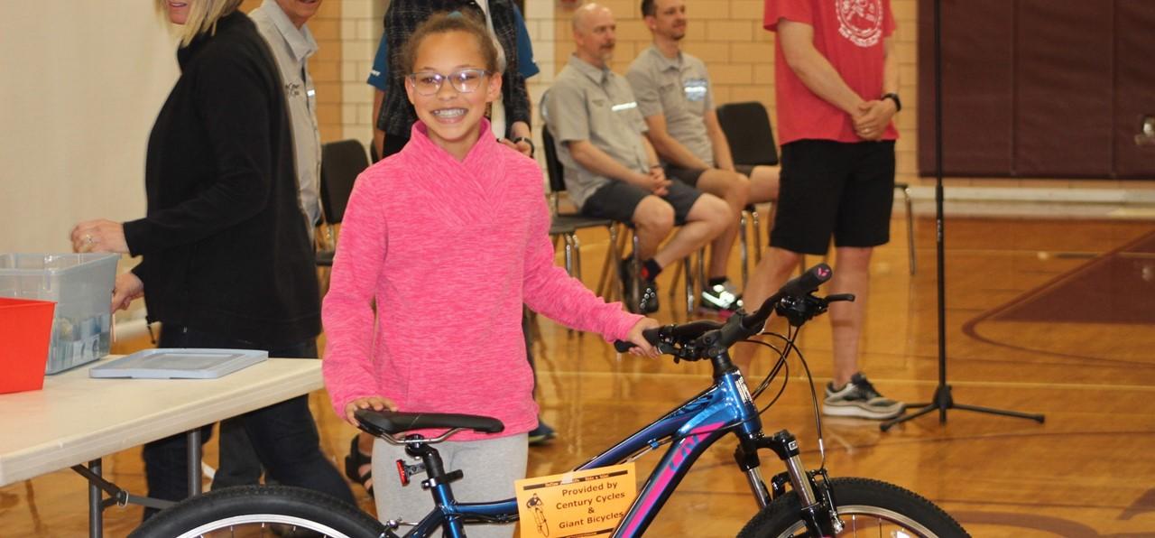 RRMS Bike to School Challenge