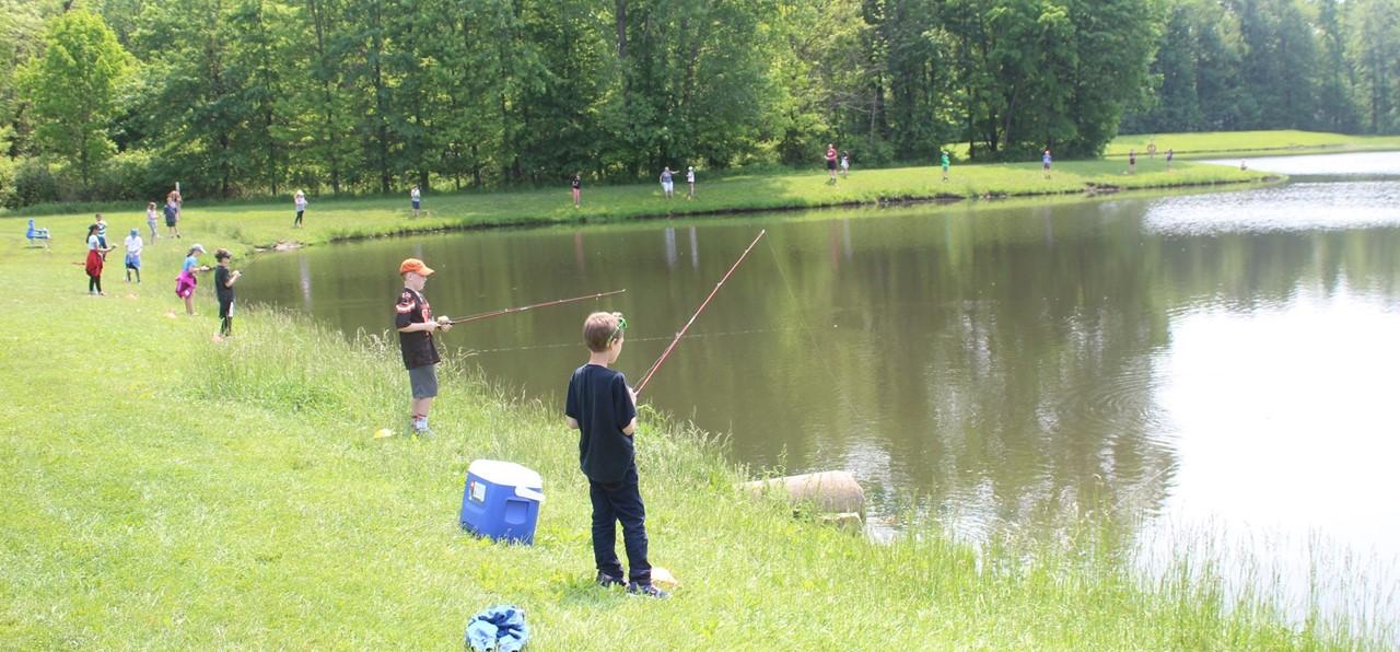 4th Grade Fishing Trip