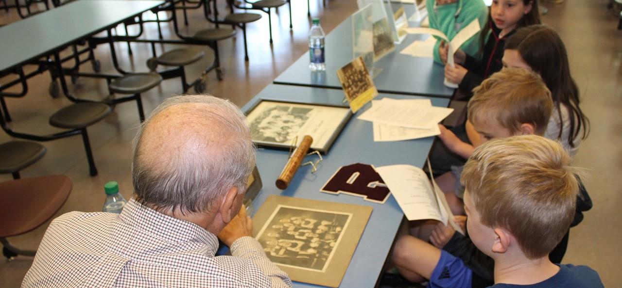 Rocky River Historical Society Visits Kensington
