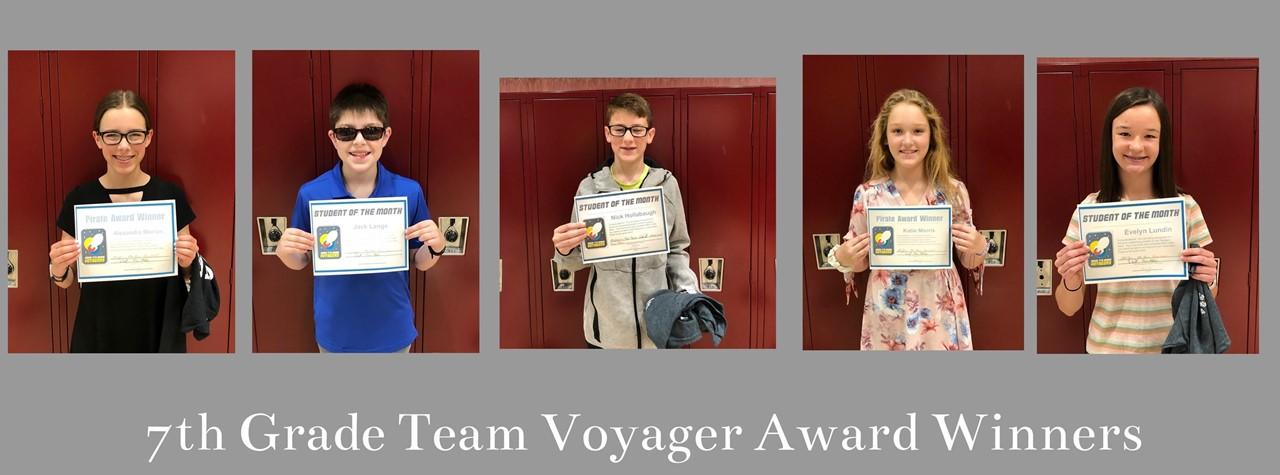 award winners