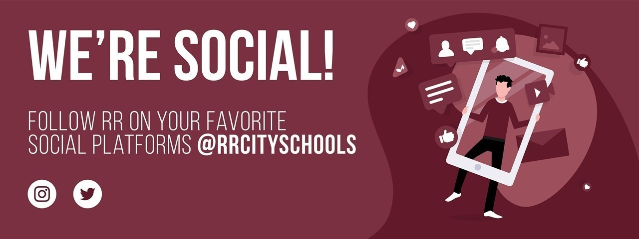 #RrSchools on Social Media