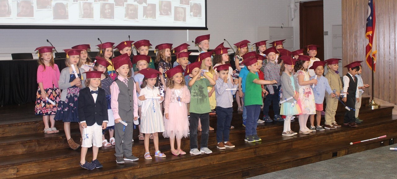 Congratulations to the Class of 2032!