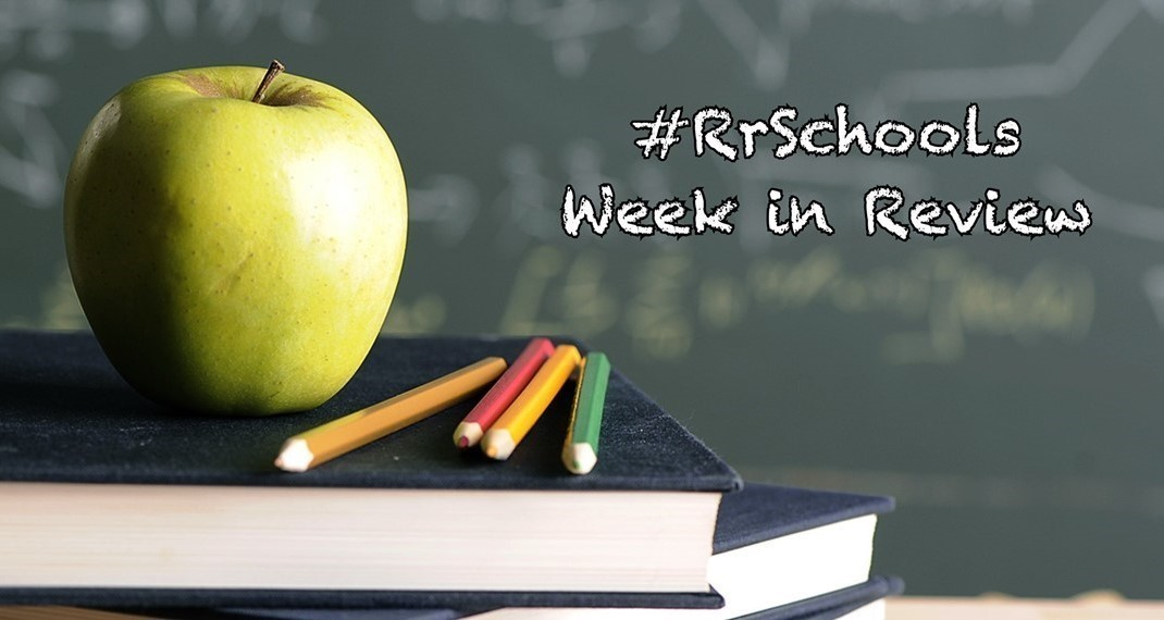 RRCSD Week in Review Video
