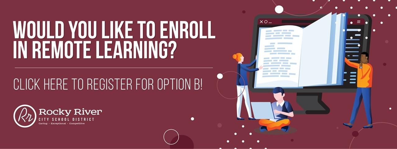 Option B registration