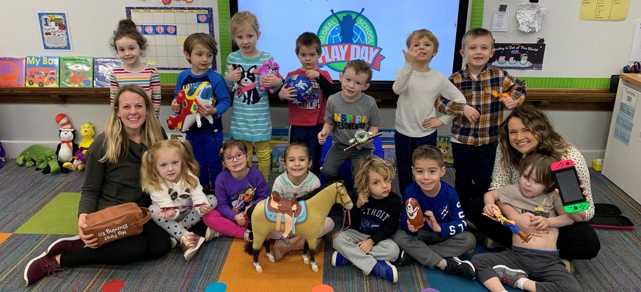 Happy Global School Play Day!
