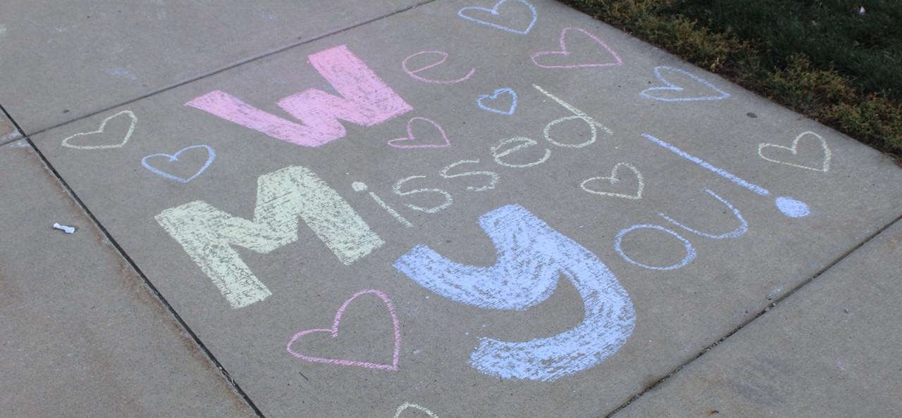 FMP sidewalk chalk