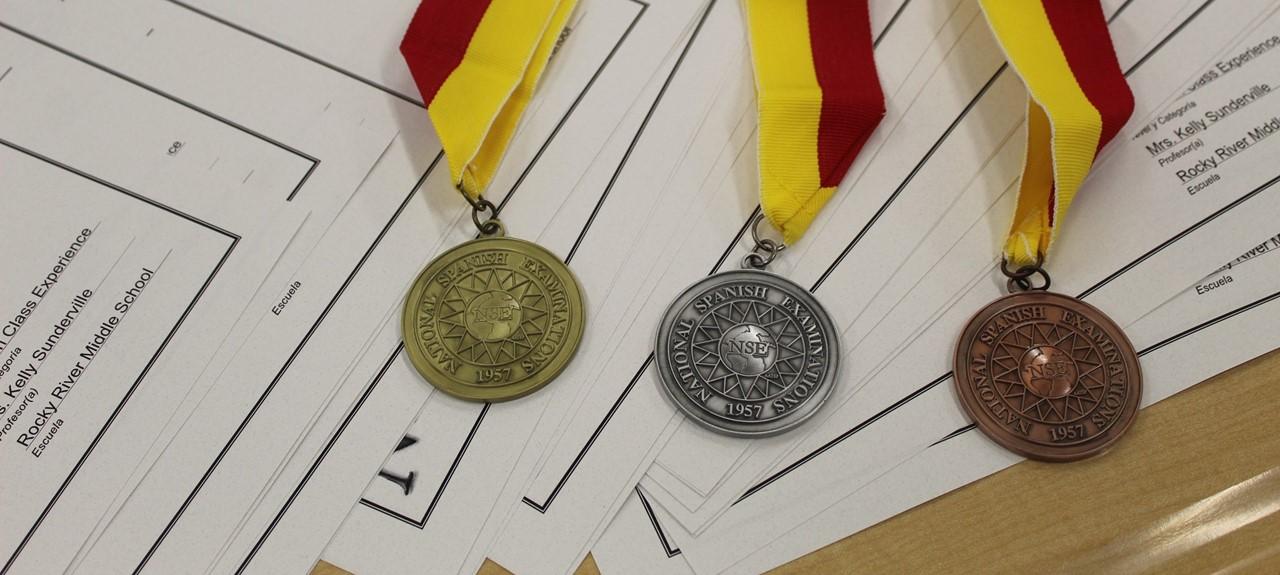 National Spanish Awards