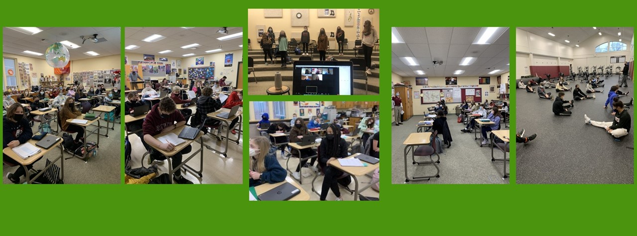 RRMS Goes Green!
