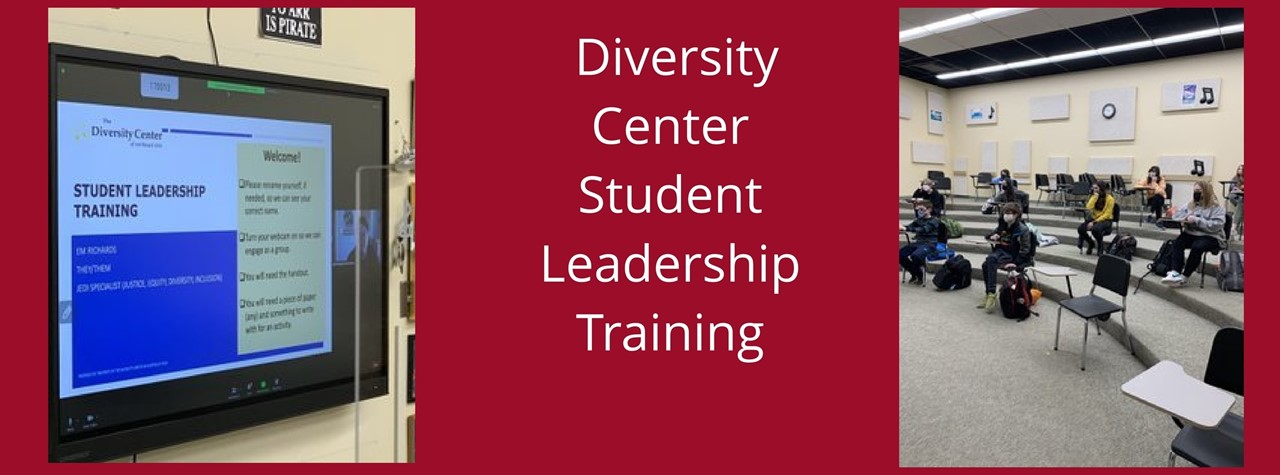 Diversity Center Student Training