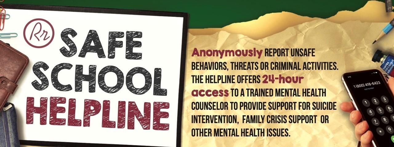 Safe School Helpline