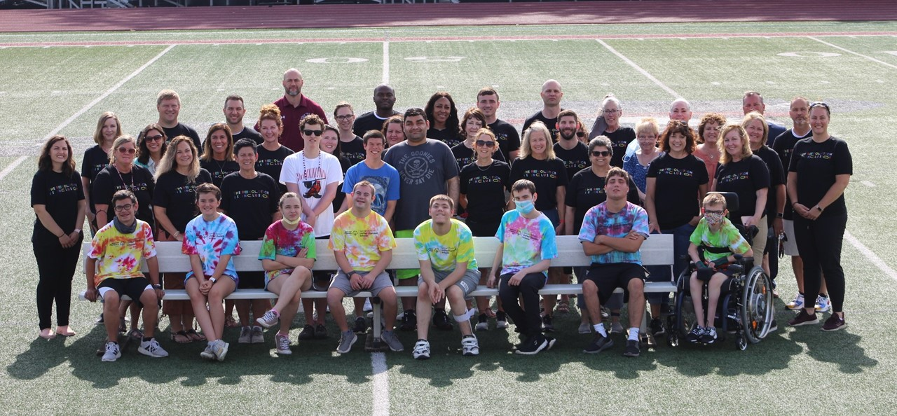 Team Unified Track & Field Day