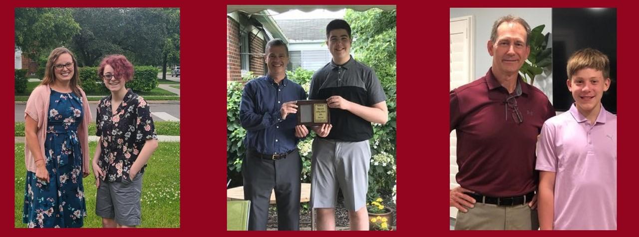 Principal's Award 2021