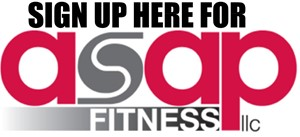 ASAP FITNESS SIGN UP